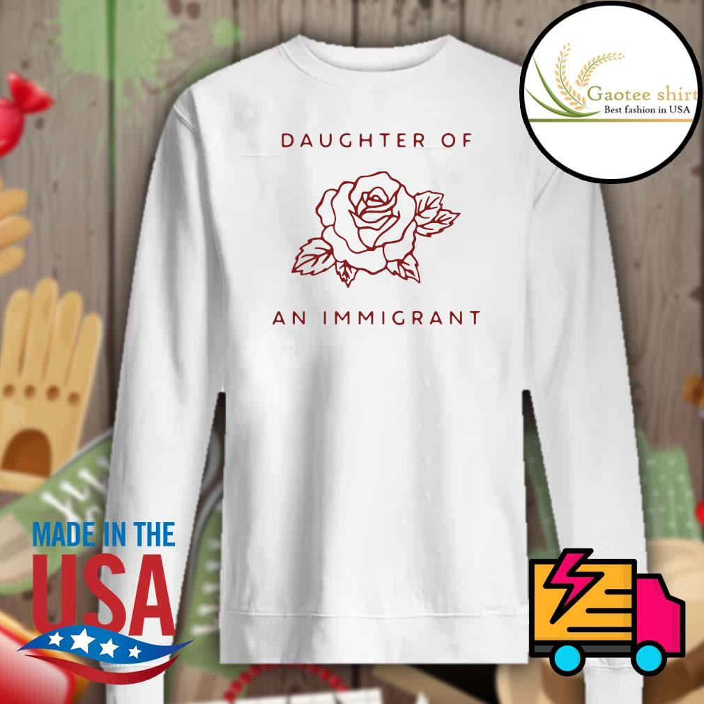 Daughter of an Immigrant s Sweater